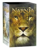 Chronicles of Narnia, the Movie Edition (7 Volume Boxed Set) (Chronicles Of Narnia Series)