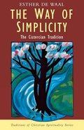 Way of Simplicity Paperback