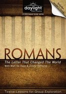 Romans (DVD With Leader's Guide) (Daylight Bible Study Series) DVD