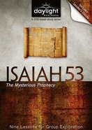 Isaiah 53 (DVD With Leader's Guide) (Daylight Bible Study Series)