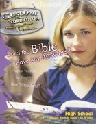 Know What the Bible Says (Custom Curriculum Series) Paperback