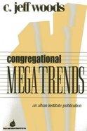 Congregational Megatrends Paperback