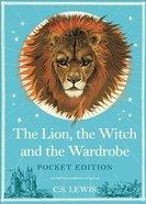 The Lion, Witch & Wardrobe (Pocket Edition) Hardback