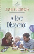 A Love Discovered (#1087 in Heartsong Series)