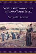 Social and Economic Life in Second Temple Judea Paperback