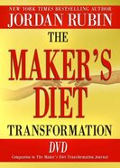 The Maker's Diet Transformation (Dvd) DVD