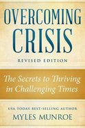 Overcoming Crisis Paperback