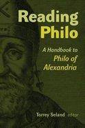 Reading Philo Paperback