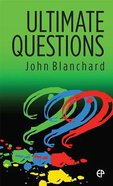 Ultimate Questions (Esv) Booklet