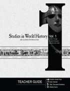 Siwh #01: Creation Through the Age of Discovery (Middle School Student) (Teacher's Guide) (#01 in Studies In World History Series) Paperback