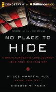 No Place to Hide (Unabridged, 8 Cds) CD