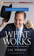 What Works (Unabridged Mp3) CD