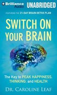 Switch on Your Brain (Unabridged Mp3)