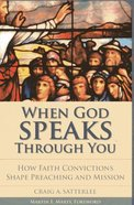 When God Speaks Through You Paperback