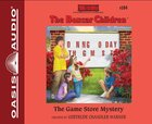The Game Story Mystery (Unabridged, 2 CDS) (#104 in Boxcar Children Audio Series) CD