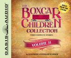 Bcca (Unabridged, 6 Cds) (Volume 31) (#31 in Boxcar Collection Audio Series) CD