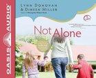 Not Alone (Unabridged, 6 Cds) CD