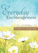 Everyday Encouragement Paperback
