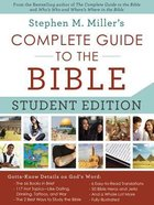 The Complete Guide to the Bible: Student Edition