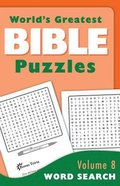 Word Search (#08 in World's Greatest Bible Puzzles Series) Paperback