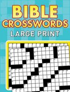 Bible Crosswords (Large Print) Paperback