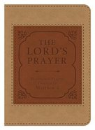 The Lord's Prayer Flexi Back