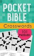 Pocket Bible Crosswords