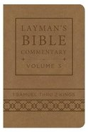 1 Samuel Thru 2 Kings (Deluxe Handy Size) (#03 in Layman's Bible Commentary Series)