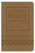 Daniel Thru Malachi (Deluxe Handy Size) (#07 in Layman's Bible Commentary Series)