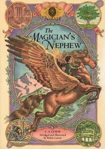 The Narnia #01: Magicians Nephew (Graphic Novel) (#01 in Chronicles Of Narnia Series)