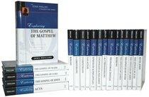 John Phillips Commentary Set (19 Volumes) (John Phillips Commentary Series)