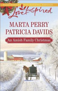An Amish Family Christmas: Heart of Christmas\A Plain Holiday (2in1) (Love Inspired Series)