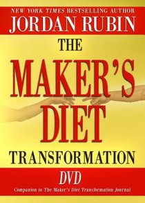 The Makers Diet Transformation (Dvd)