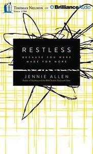 Restless (Unabridged, 8 Cds)