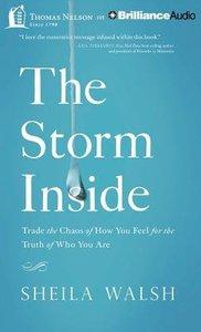 The Storm Inside (Unabridged, 8 Cds)