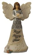 Elements Angel: Friends Are a Blessing, Angel Holding Bunny Homeware