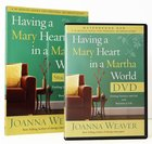 Having a Mary Heart in a Martha World (Dvd & Participant's Guide)