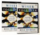 Wiser Together: Learning to Live the Right Way (Study Guide With Dvd) Paperback