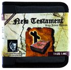 KJV New Testament Special Edition (14 Cds + Whole Bible On 2 Mp3 Cds) CD