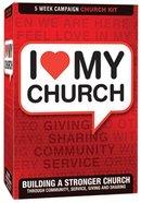 I Love My Church (Kit) Pack