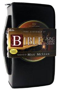 KJV Listeners Audio Complete Bible (65 Cds)