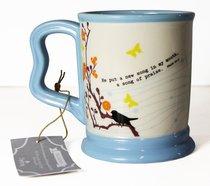 Pillar Mug: I Am His, Psalm 40:3