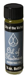 Anointing Oil 1/4 Oz: Lily of the Valley