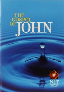 NLT Gospel of John 10-Pack (Black Letter Edition)