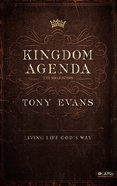 Kingdom Agenda - Living Life God's Way (6 Sessions) (Leader Kit) Pack