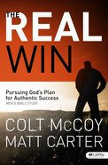 Real Win, the - Pursuing God's Plan For Authentic Success (6 Sessions) (Leader Kit) Pack