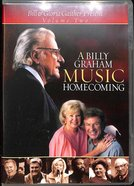 A Billy Graham Music Homecoming (Volume 2) (Gaither Gospel Series) DVD