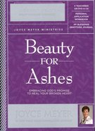 Beauty For Ashes Action Plan (4 Cds + DVD + Study Guide + Journal)