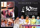 30 Days of Prayer For the Muslim World (2014) Booklet