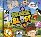 Praise Blast (With Bonus DVD) (Kids Praise Ages 1-10)